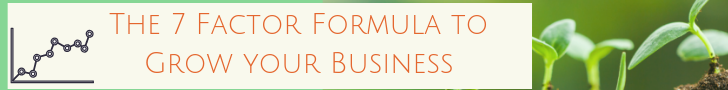 The 7 Factor Formula to Grow your Business - WEBSITE